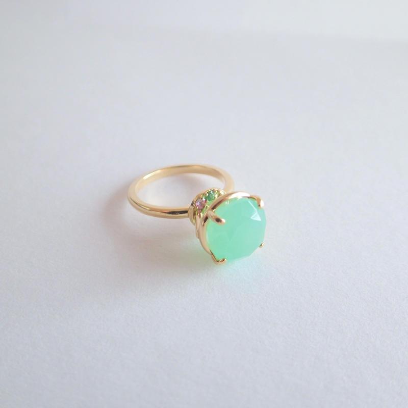 Jewel Ring (クリソプレーズ)