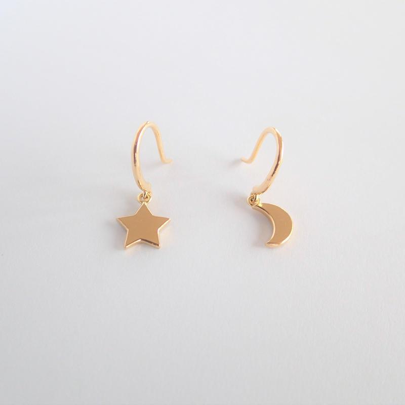 Twins earrings