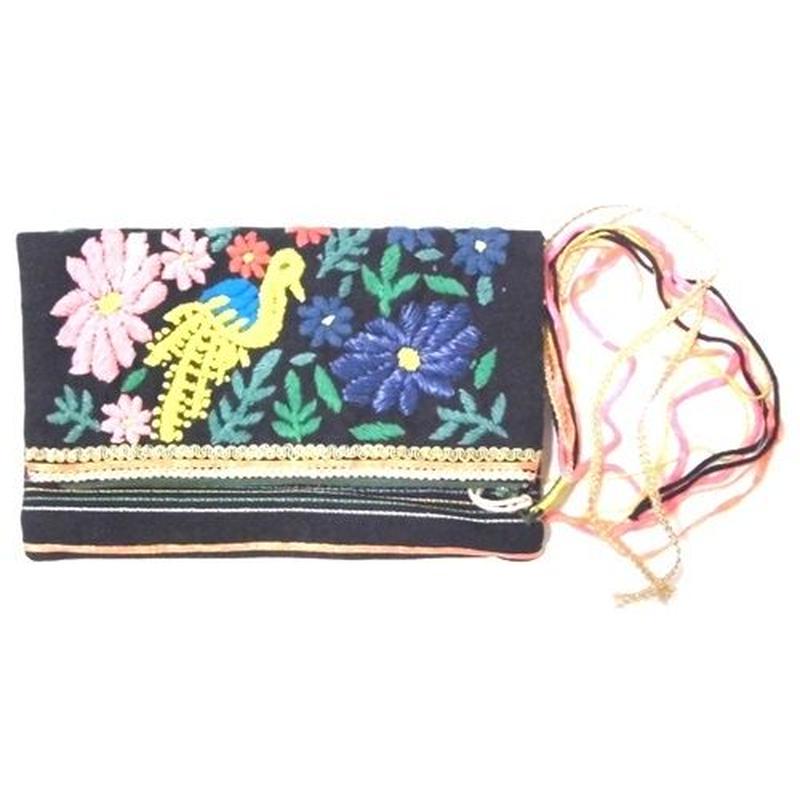 STARMELA スターメラ クラッチバッグ Flora Emb Purse bag レディース 小さめ おしゃれ ブランド