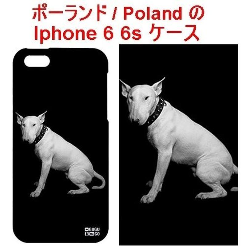 MrGUGU&MissGO ミスターググアンドミスゴー ポーランド の ブルテリア BULLTERRIER PHONE CASE iphone 6 6s アイフォン シックス エス ケース 海外