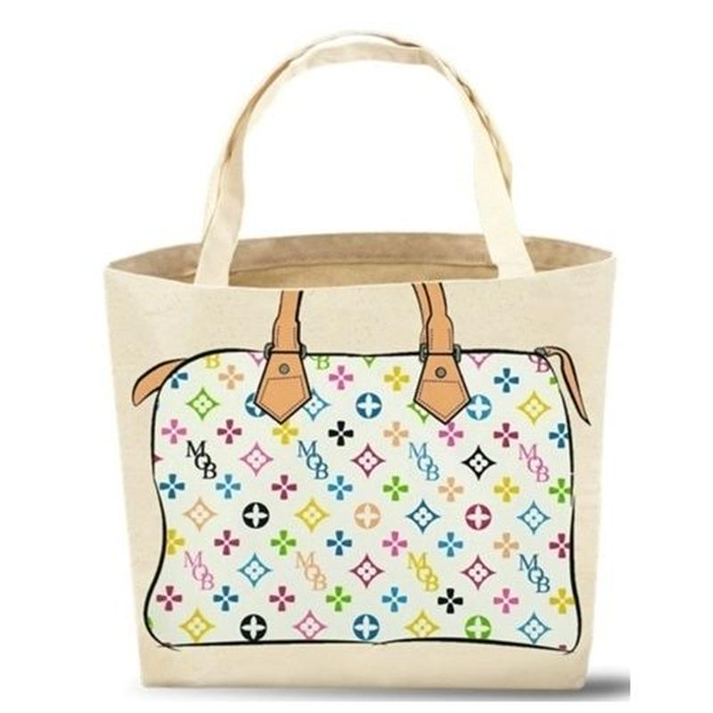 My Other Bag マイアザーバッグ トートバッグ ZOEY MULTI WHITE エコバッグ 折りたたみ 肩掛け アメリカ製 正規品
