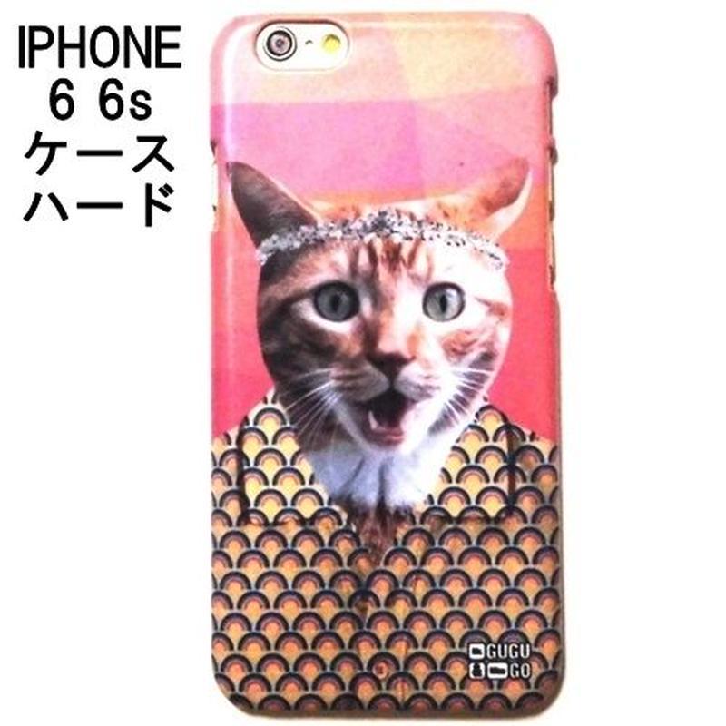 MrGUGU & MissGO ミスターググアンドミスゴー iphone6ケース iphone6sケース 猫 cat case 6 6s