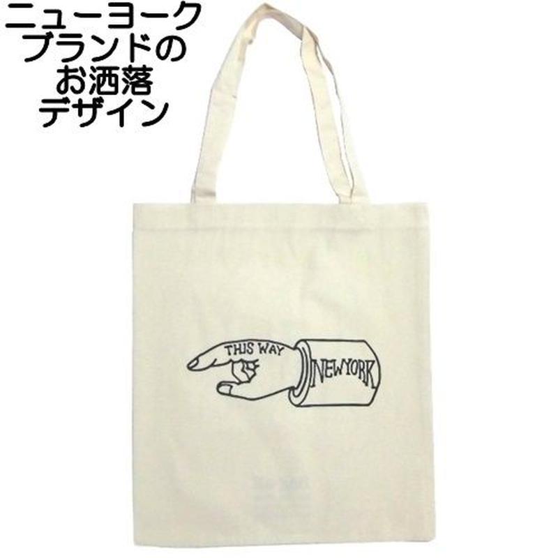 Bag all トートバッグ NEW YORK HAND TOTE エコバッグ 軽い 布 おしゃれ レディース メンズ A4 コンパクト ブランド