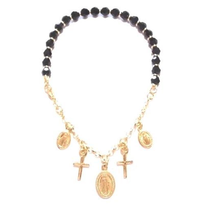 sugarbeanjewelry シュガービーンジュエリー ブレスレット レディース ゴールド saint bracelet yellow オシャレ 海外 ブランド