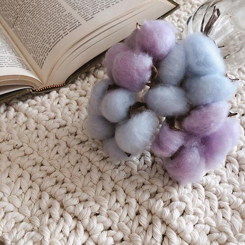 pastel cotton