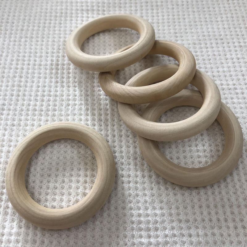 wood ring(5ヶ)