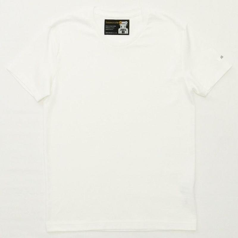シーアイランドコットン×バランサーキュラー®ベーシックTシャツ