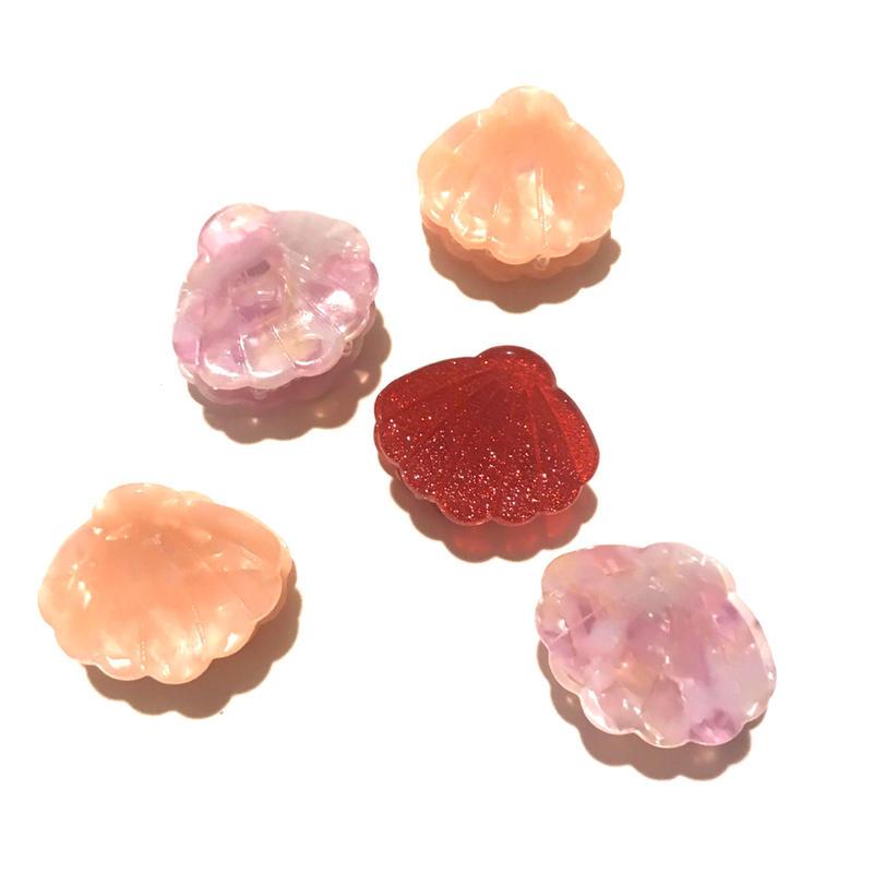 【Selected item】Shell  mini hair clip / 貝型ミニレアクリップ