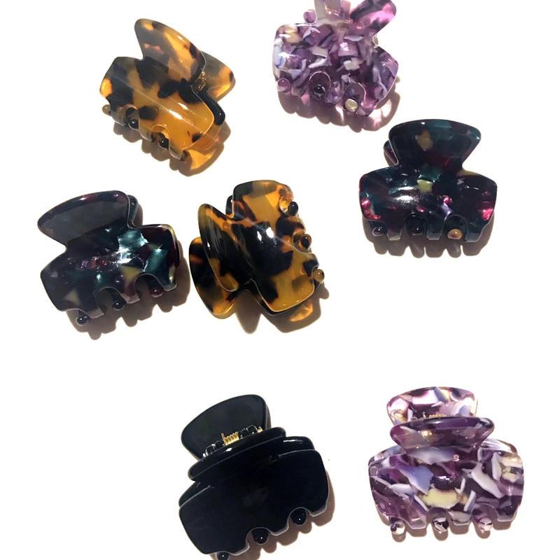 【Selecter item】Mini hair clip / ミニヘアクリップ