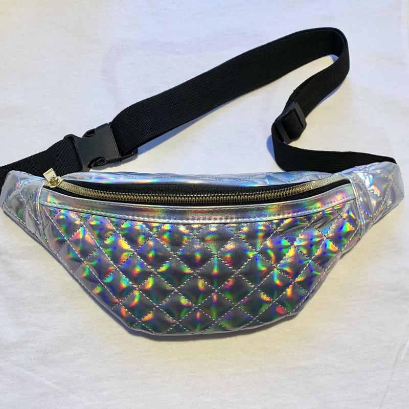 【selected Item】aurora waist pouch / オーロラウエストポーチ