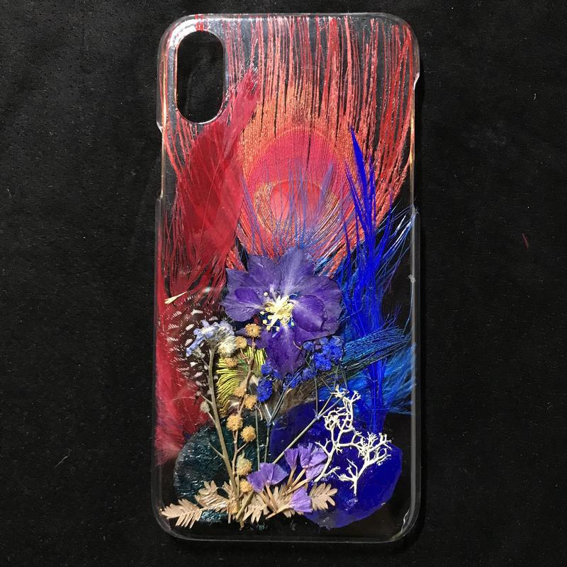 【FUTURE】Nature Mobile Phone Case <i Phone X>FTR-X-12