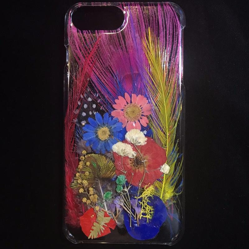 【FUTURE】Nature Mobile Phone Case <i Phone 6/6s Plus/7Plus/8Plus>FT-NP-11