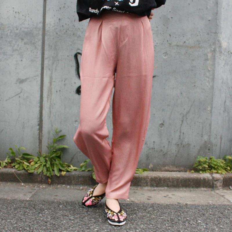【migration】Design pants  /  デザインパンツ