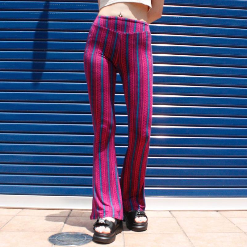 【migration】Flare pants / フレアパンツ