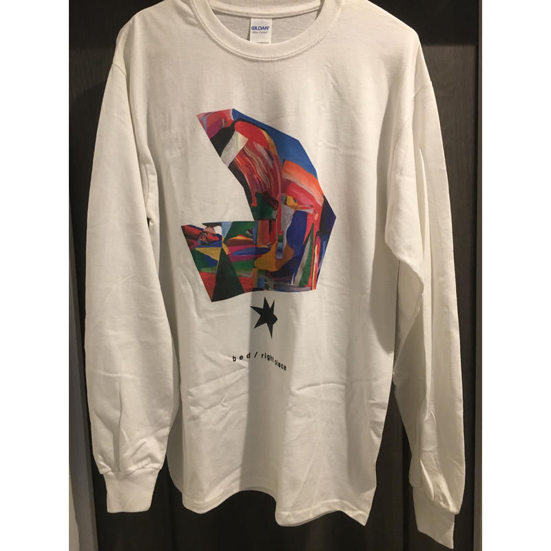 T-SHIRT 2018 A/W Long Sleeve white