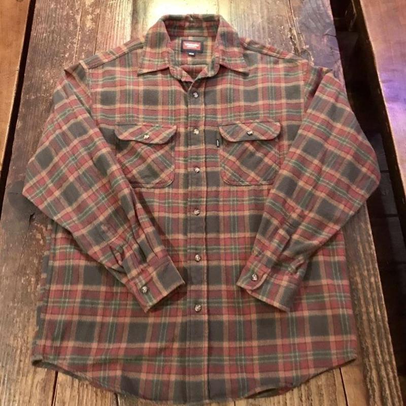 Wrangler ネルシャツ