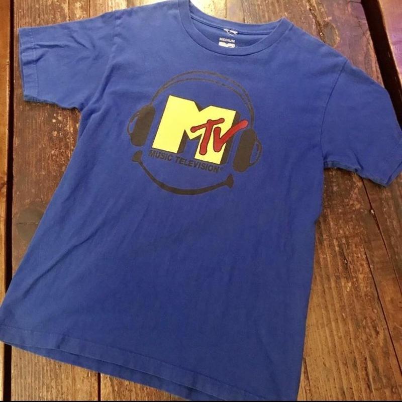 MTV 古着Tシャツ