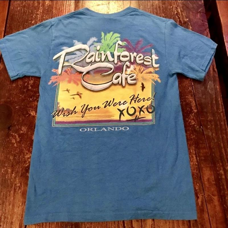 Rain Forest Cafe Tシャツ