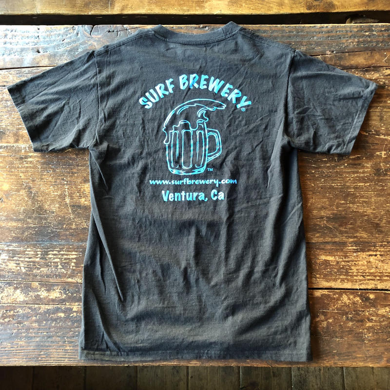 SURF BREWERY プリントTシャツ