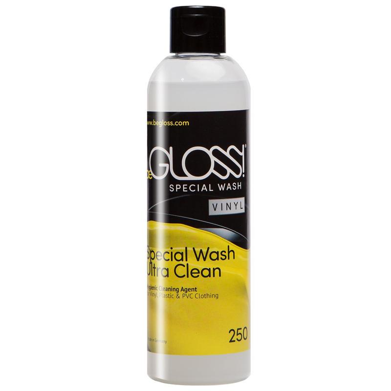 beGLOSS Special Wash Vinyl (PVC) 250ml - ビーグロス スペシャル・ウォッシュ ビニール 250ml (PVC エナメル ポリ塩化ビニル おしゃれ専用