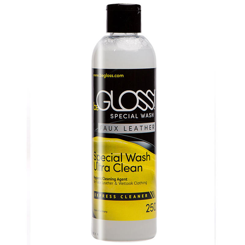 beGLOSS  Special  Wash  Faux  Leather 250ml   PU 合皮 フェイクレザー 専用【税抜価格】¥2700