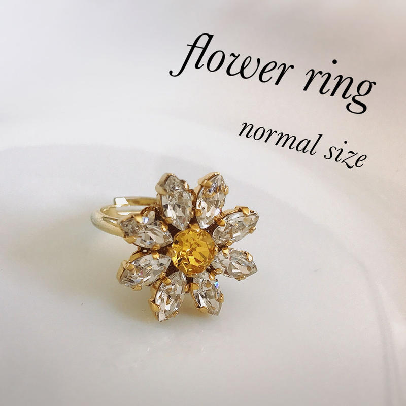 flower ring(normalサイズ)