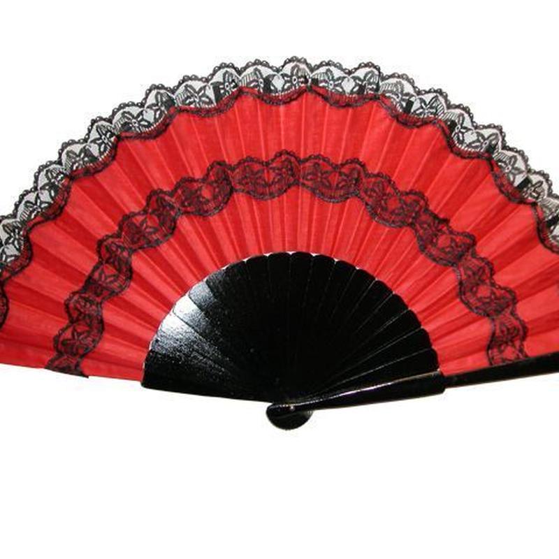 Abanico Flamenco