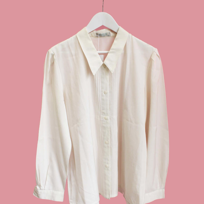 pintack  blouse