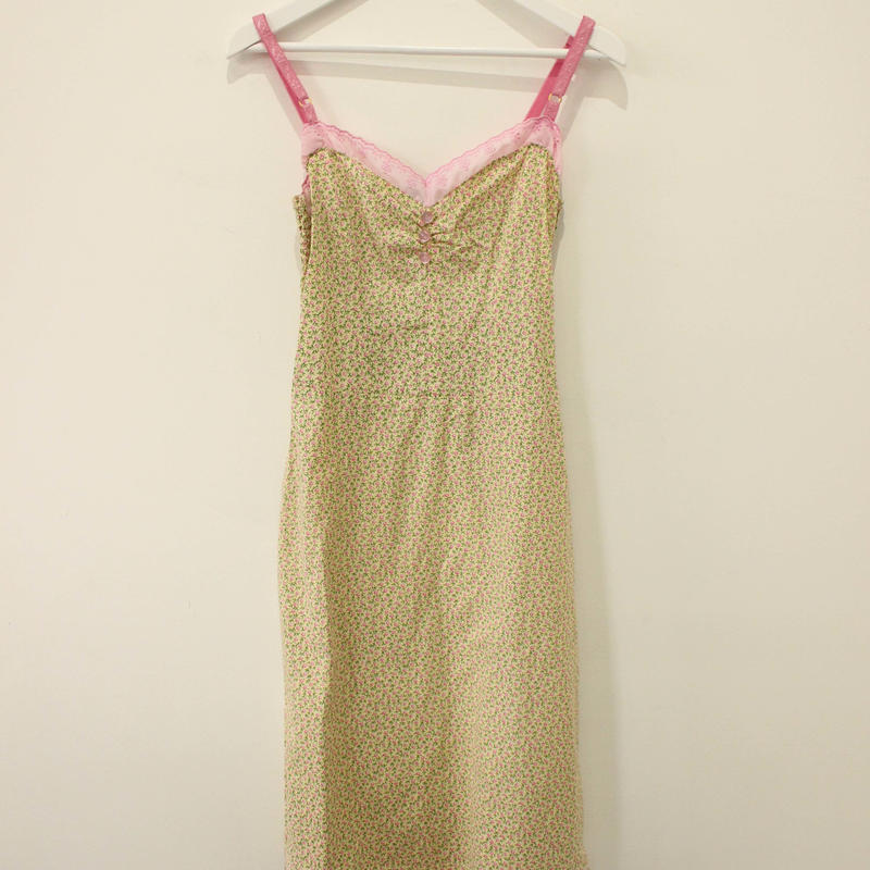 【betsey johnson】camisole one-piece