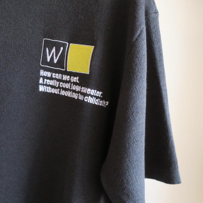 walenode   outlast crew neck  Tシャツ GRAY