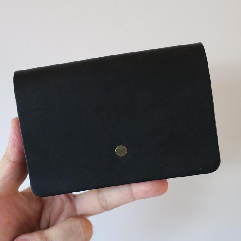 forme Hand Wallet Liscio 3colors