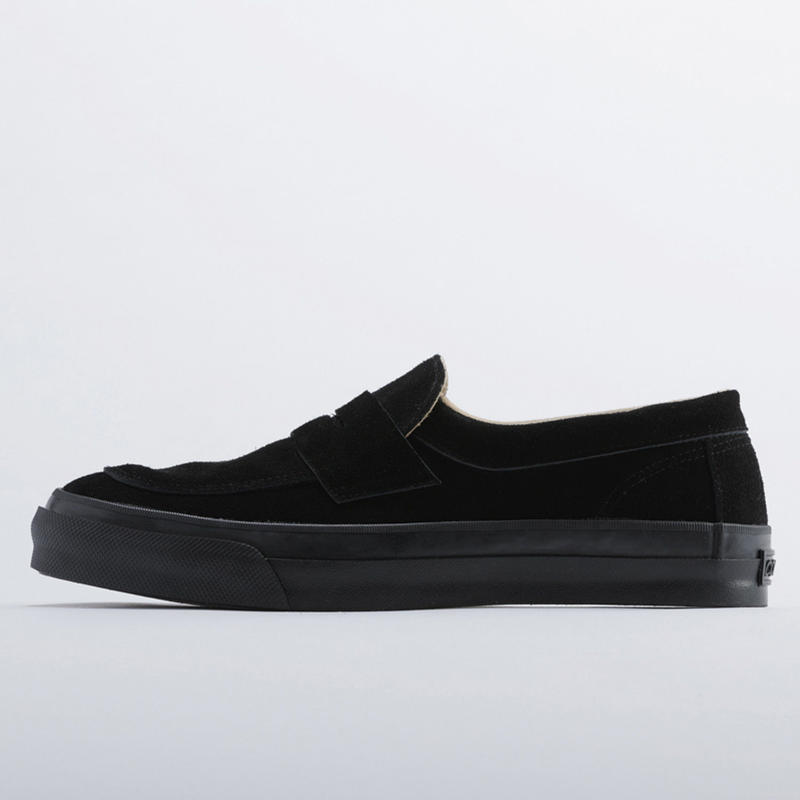 PRAS COMFY LOAFERS BLACK SUEDE