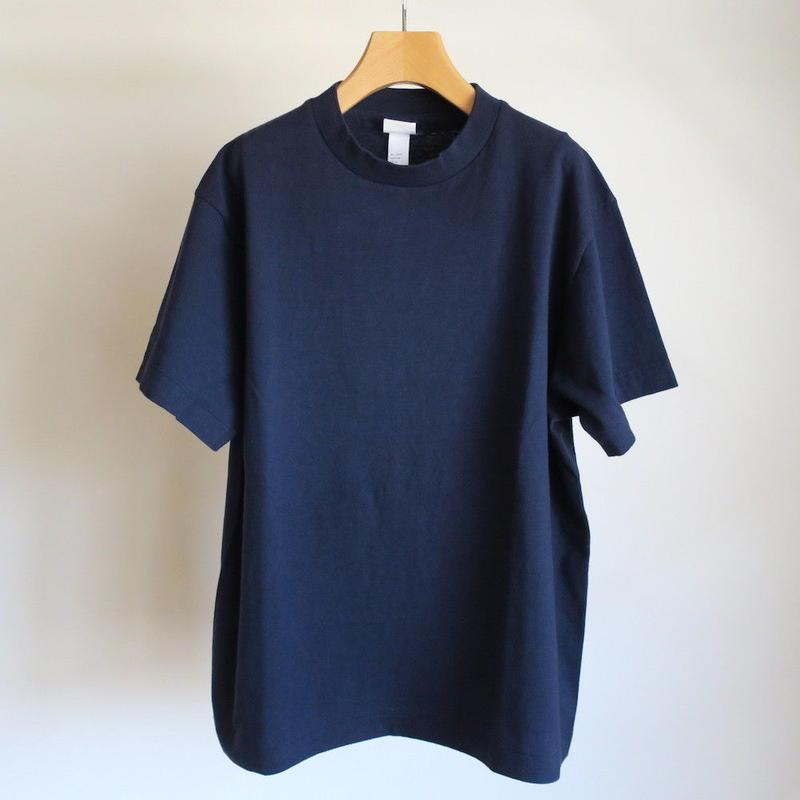 YAECA ユニセックス 丸胴 CREW NECK Tシャツ 170107