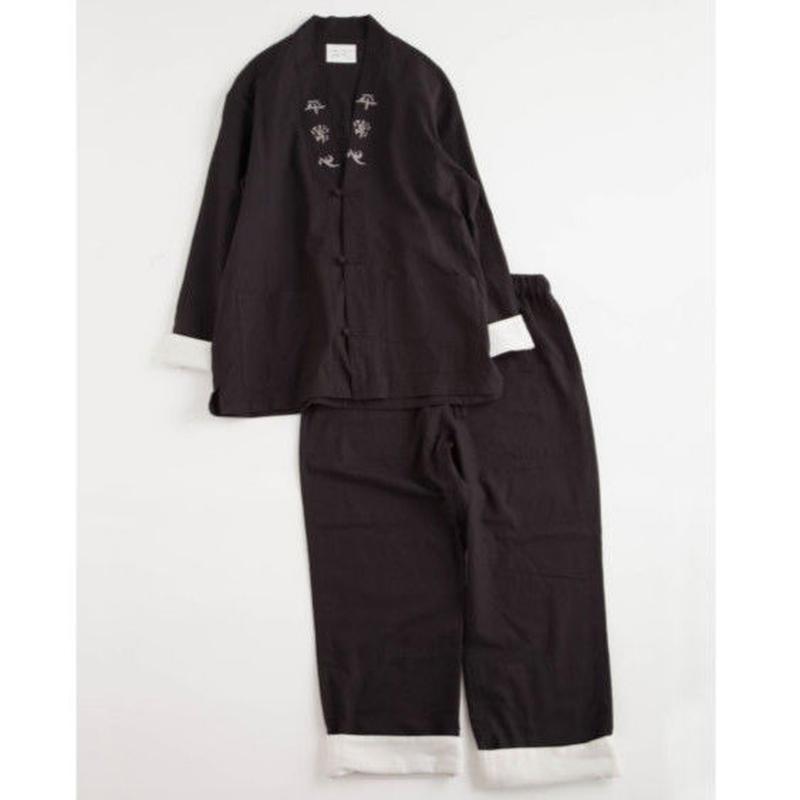 """NOWHAW """"oriental 2"""" pajama  #万美"""