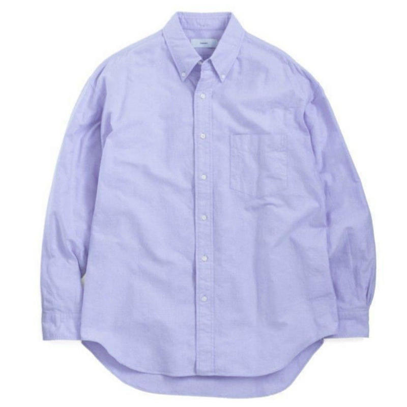 Graphpaper MEN OXFORD B.D BOX SHIRTS 4colors GM191-50026B