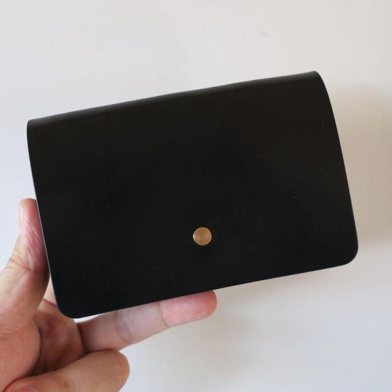 forme Hand Wallet cordovan 2colors
