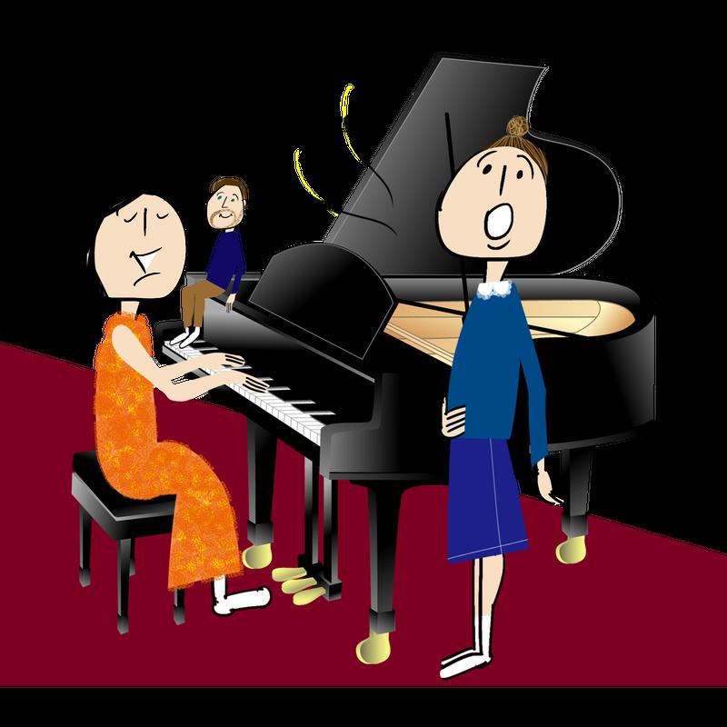 メゾソプラノ歌手Misakiの歌とピアノのレッスンセンター