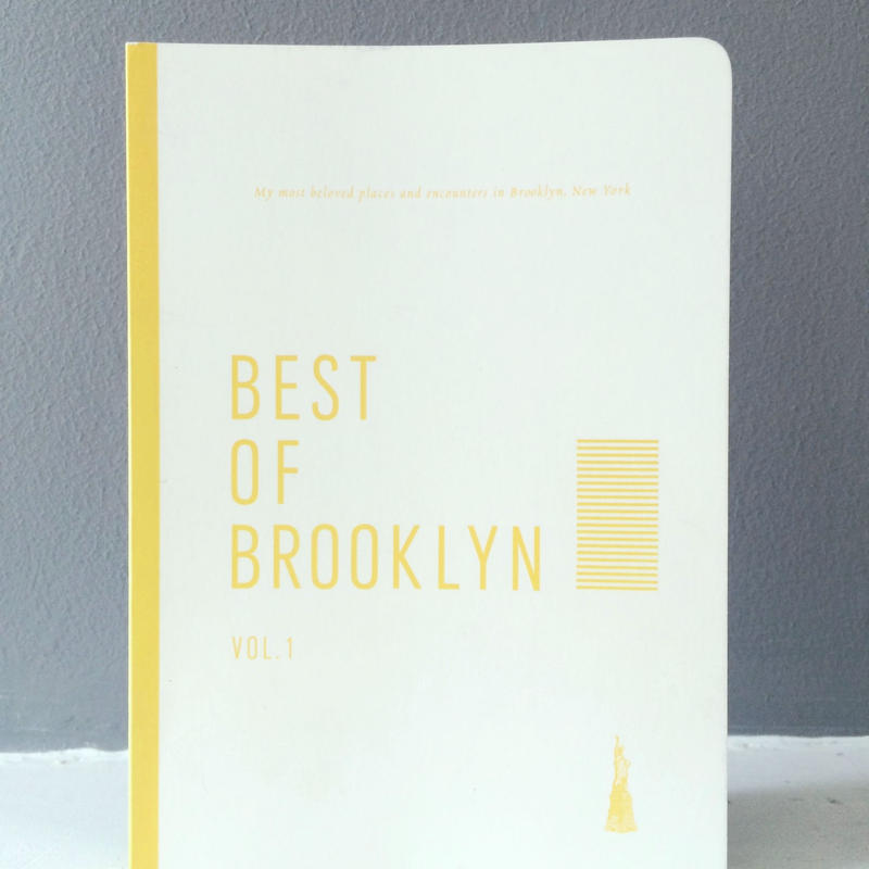 BEST OF BROOKLYN vol.01増刷版