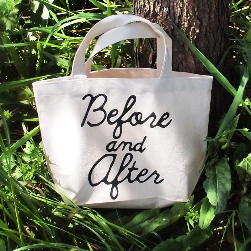 Totebag(S)Before and After