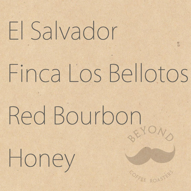 El Salvador Finca Los Bellotos Red Bourbon Honey- 200g