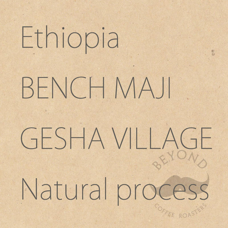 [残り僅か] Ethiopia GESHA VILLAGE Natural process - 100g