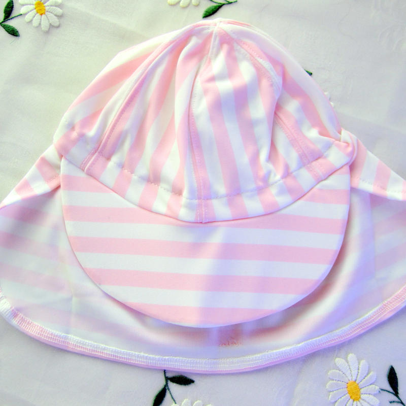"Archimede ""COMBI UV PROTECTION HAT"" SPF50+UVプロテクション スイムハット for Baby Girl"