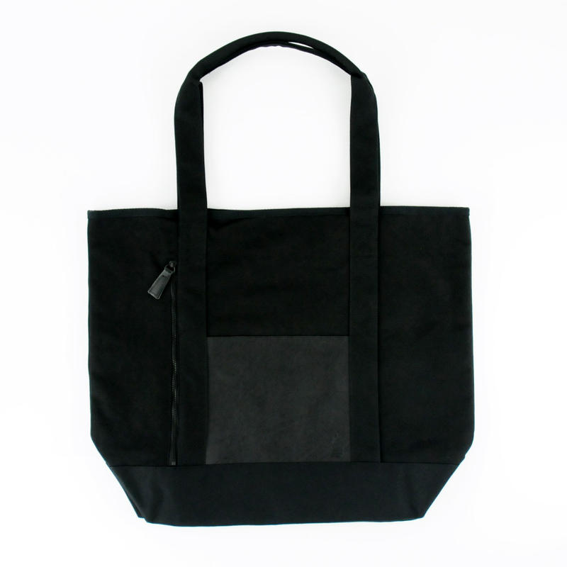BOOKHUNTER'S TOTE BAG BLACK