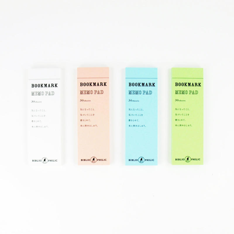 BOOKMARK MEMO PAD