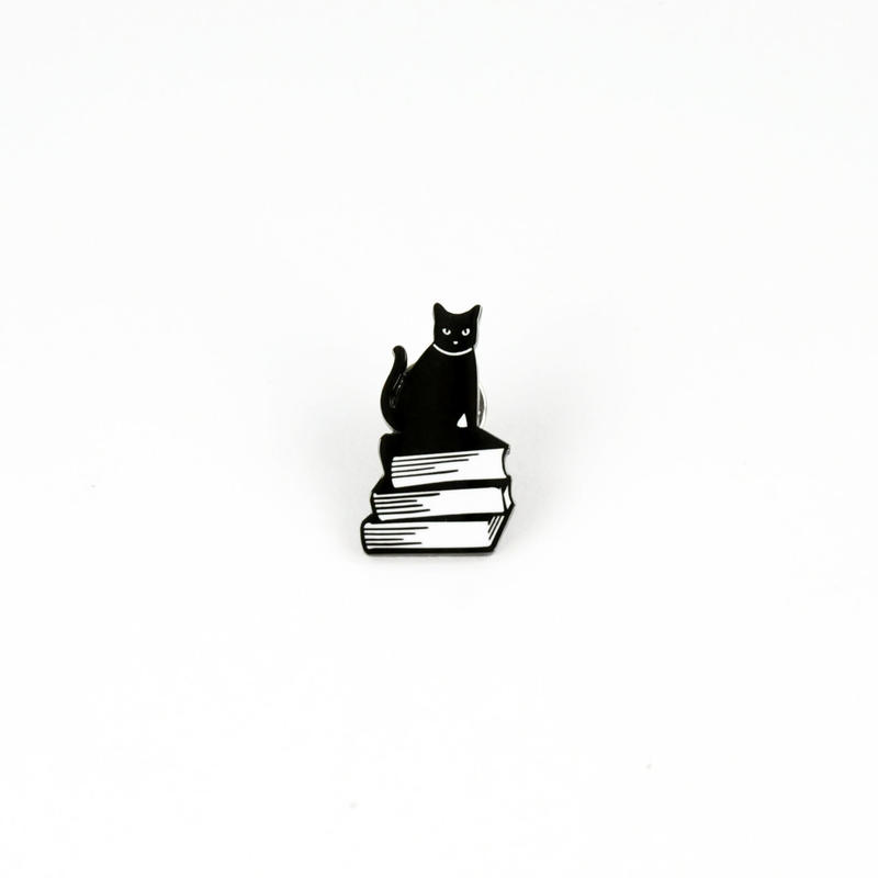 PIN BADGE BIBLIOPHILIC