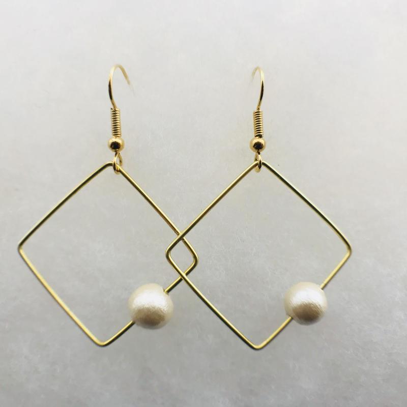 sikaku pearl pierce [VP-032k]