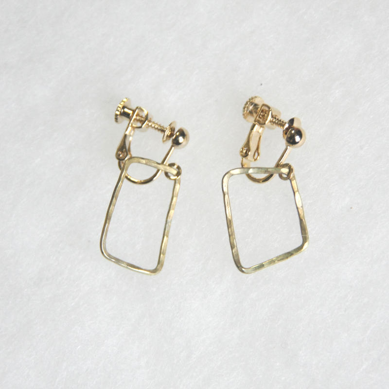 sikaku earring [VE-008]