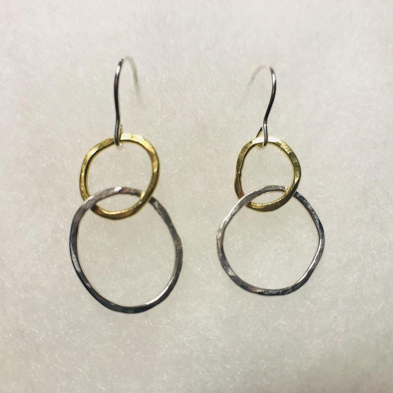 circle pierce double [VP-049]