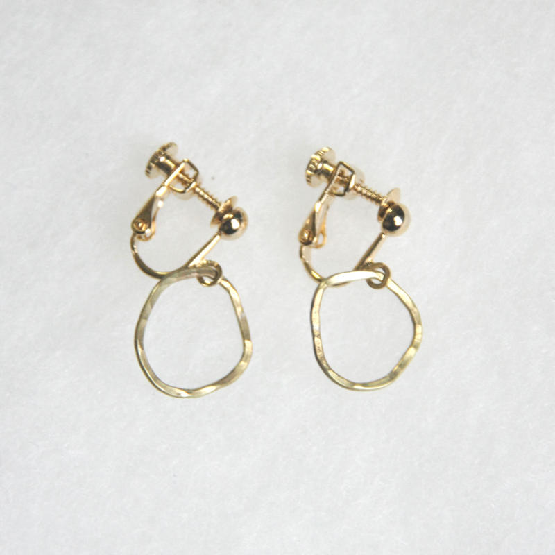 maru earring [VE-006]