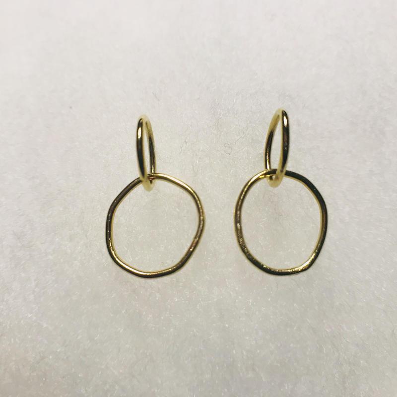 circle pierce double [VP-042]